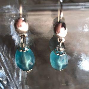 Jewelry - Sky Blue Earrings